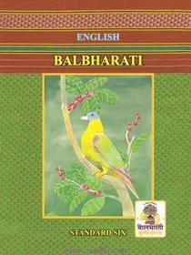 6th english book